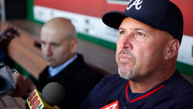 The Atlanta Braves have fired manager Fredi Gonzalez, who couldn''t survive the worst record in the majors.  Braves general manager John Coppolella confirmed the firing of Gonzalez, in his sixth season, Tuesday.