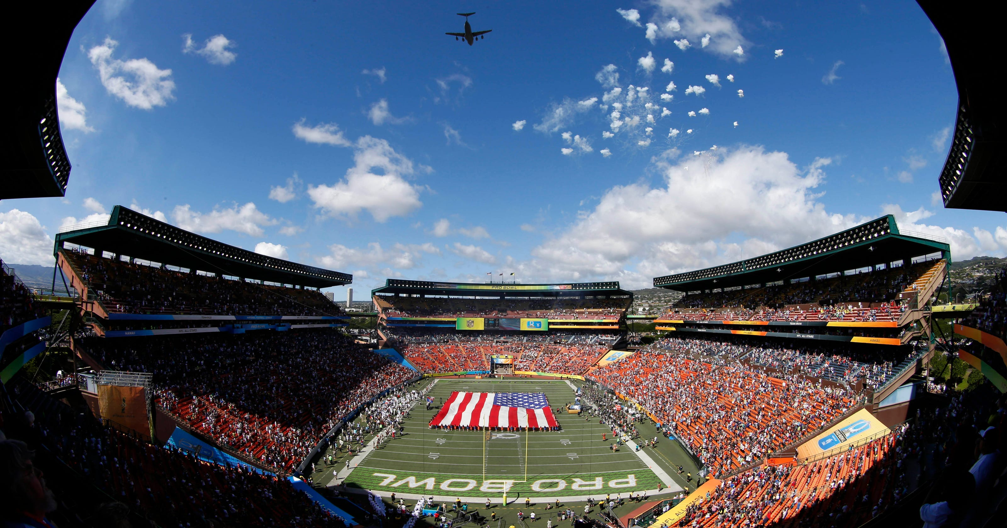 159bf2eed NFL moving Pro Bowl to Orlando in 2017