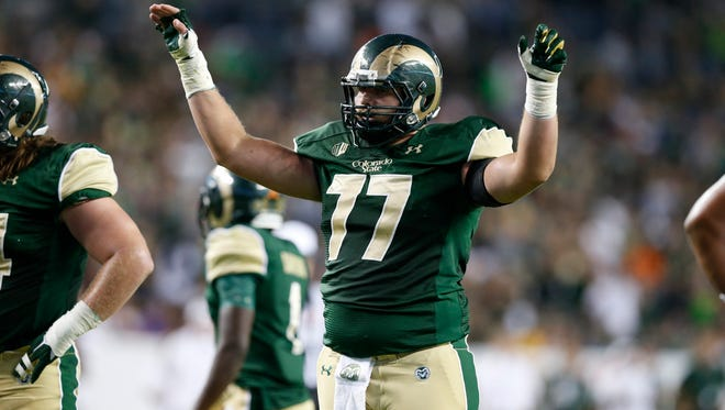 CSU center Jake Bennett was named to the preseason watch list Wednesday for the Rimington Trophy, given annually to the outstanding center in college football. Bennett started all 13 games the Rams played last season.