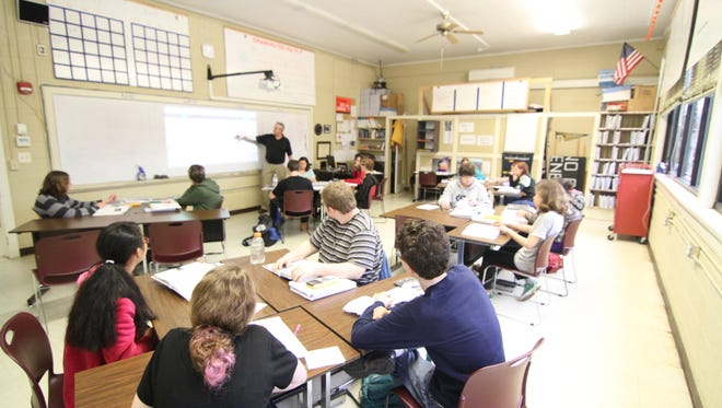 Madison County teachers could benefit from a proposed accounting change that would free up funds for locally-financed pay supplements.