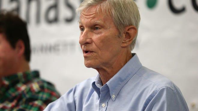 Former Deputy Attorney General Walt Dartland said a recount will legitimize the election night results