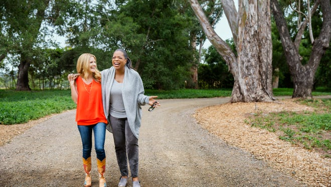 Oprah Winfrey's latest book selection is Glennon Doyle Melton's memoir 'Love Warrior.'
