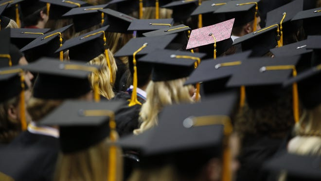 More Florida State University students than ever are graduating in four years.