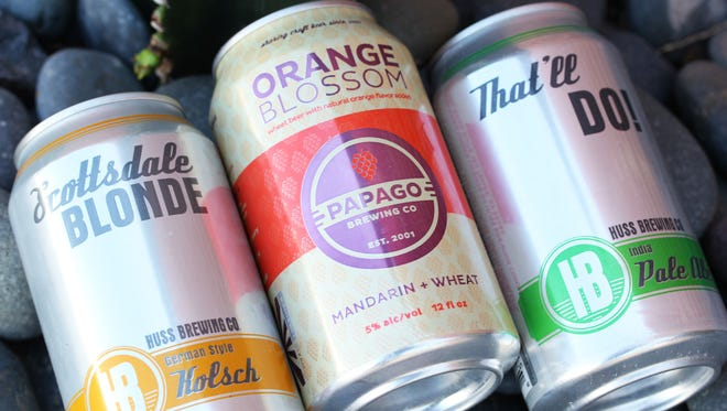 Huss Brewing Company has acquired Papago Brewing Company, and its portfolio will now include Orange Blossom mandarin and wheat beer.