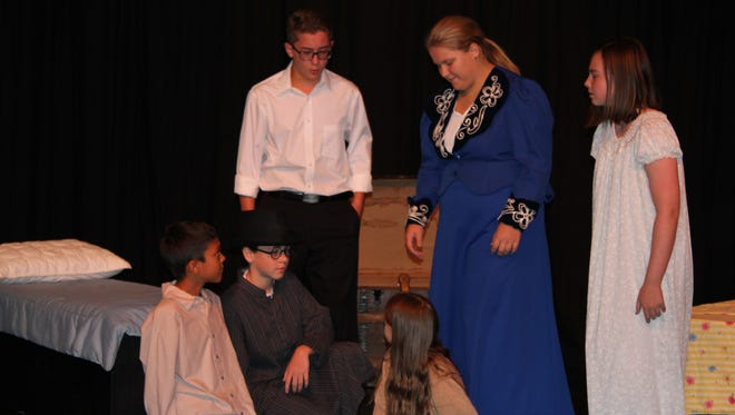 "Cumberland Players' Kids At CP will present Disney's ""Peter Pan Jr.,"" based on the Disney film and J.M. Barrie's enchanting play at the Little Theatre, Sherman Avenue and Southeast Boulevard, Vineland."