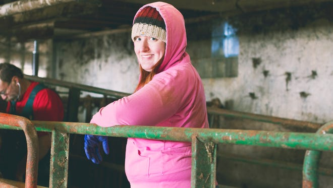 """""""FarmHer"""" takes you inside the nitty-gritty lives of female farmers."""