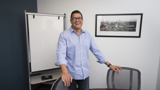 Keith Rezendes launched MindSpree, his Scottsdale on-demand online tutor marketplace, in 2015. He incorporated the model used by ride-share companies to facilitate the process by having applicants upload their own profiles and introduction videos. This helped him evaluate tutors more quickly and get MindSpree up and running.
