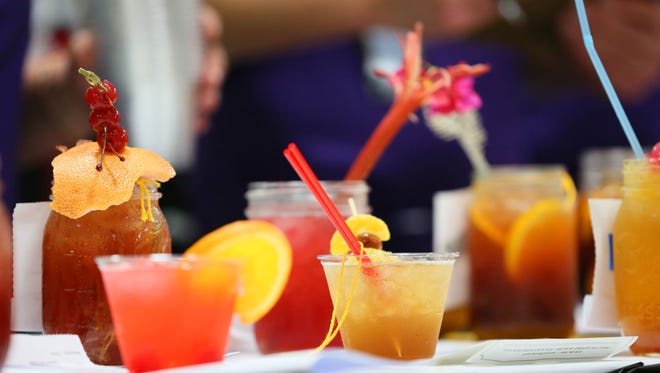The Oh the Mighty Old Fashioned Redefined contest drew 38 entries, at Wisconsin State Fair.