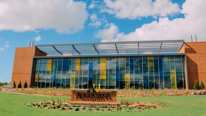 Augustana University's new Froiland Science Complex will be dedicated on Friday, Sept. 23, 2016.