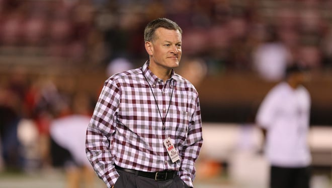 Mississippi State's search to replace Scott Stricklin, who is leaving for the University of Florida, has already begun.