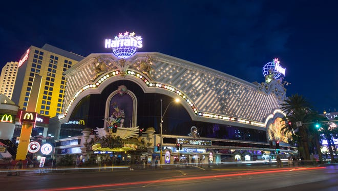 Harrah's Las Vegas opened in 1992 taking over the former Holiday Casino (opened in 1973).