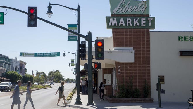 Gilbert was ranked among one of the worst foodie cities in America.