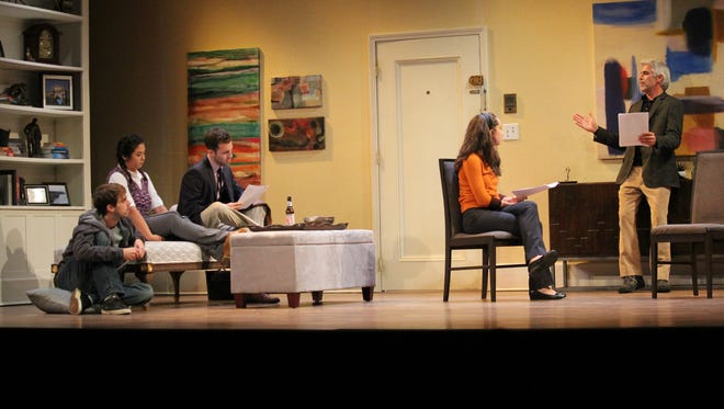 """The School of Theatre's """"Seminar"""" proved to be a strong opener with phenomenal performances from their ensemble cast."""
