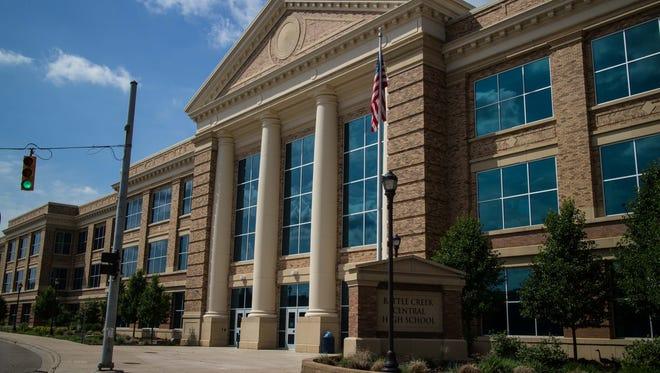 Battle Creek Central High School