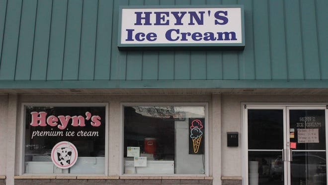 Heyn's Ice Cream