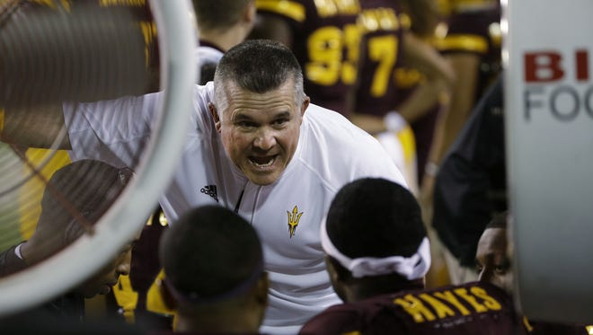 Todd Graham's ASU football team could really use a win on Saturday in Eugene. Will they get it?
