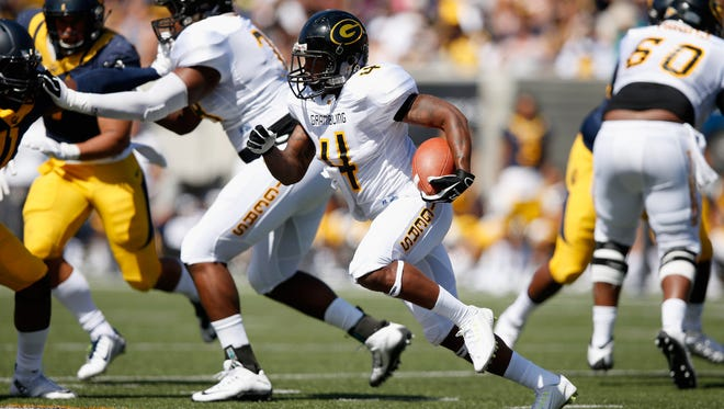Grambling State's Martez Carter and the Tigers take on UAPB on Saturday.