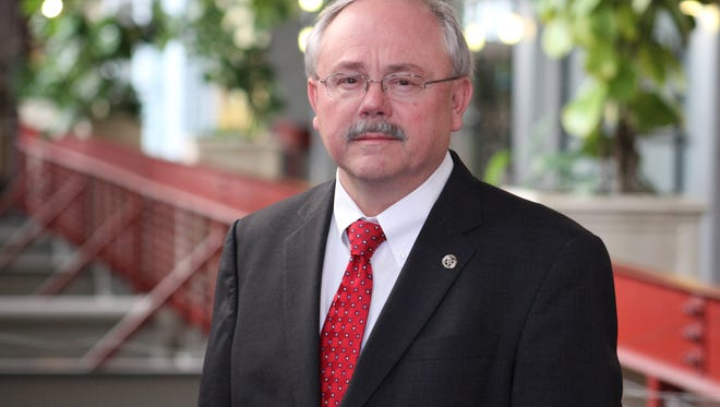 Russ Truell will retire from the City of Franklin in December after 13 years.