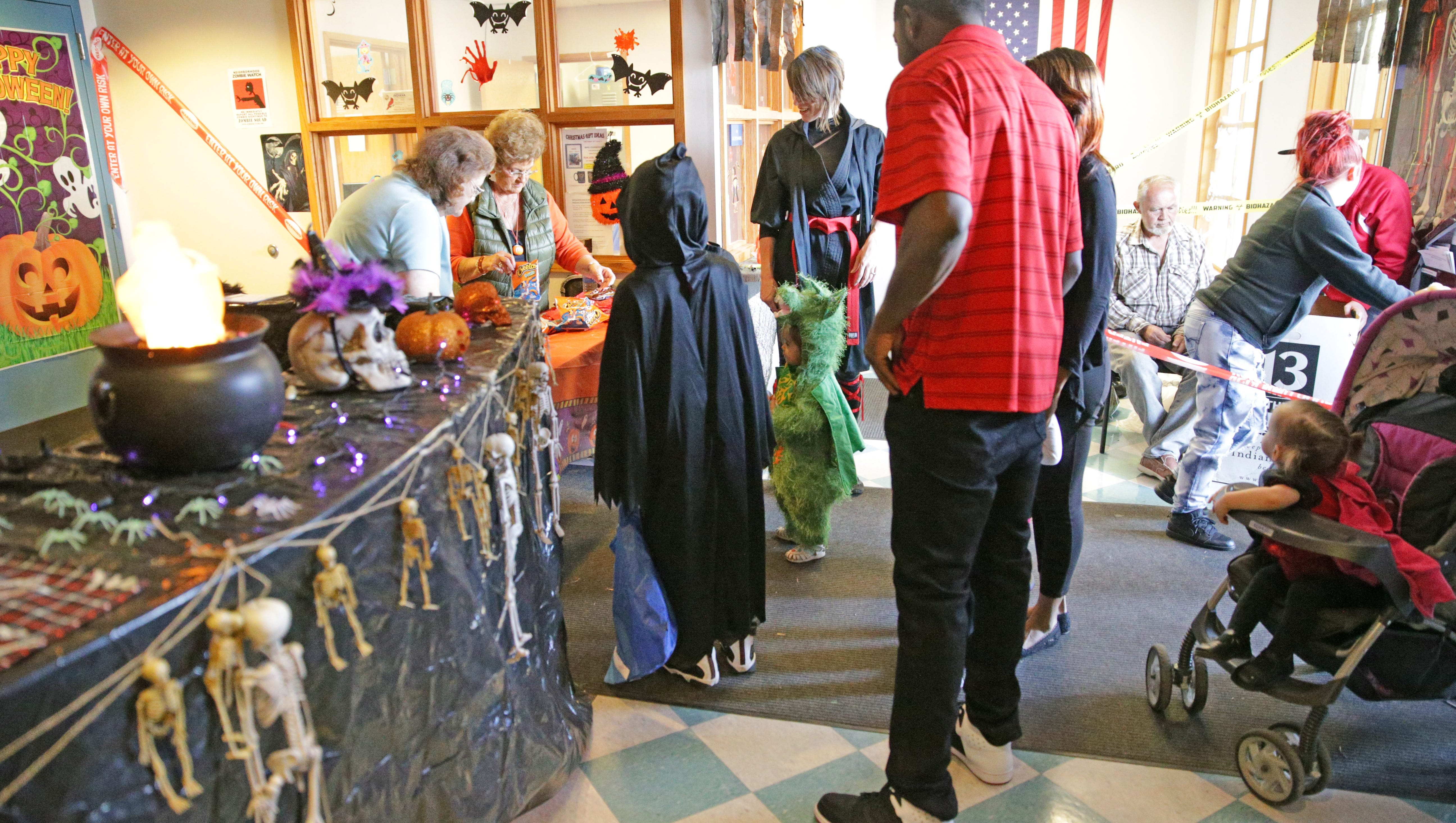 Indoor Trick Or Treating 2018 Indianapolis Halloween Hotspots
