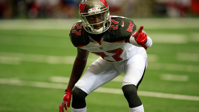 The Detroit Lions have traded for Tampa Bay cornerback Johnthan Banks.
