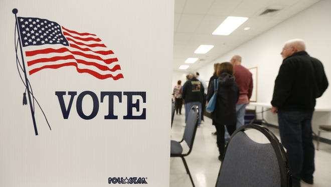 Springfield City Council elections are April 4.
