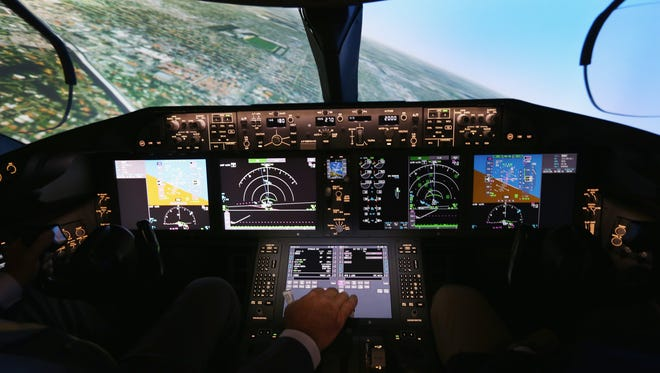 Education requirements vary by airline, but all pilots must complete rigorous flight training.