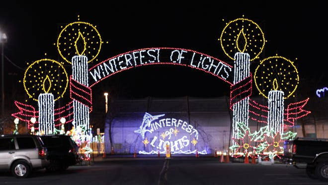 Winterfest of Lights kicks off Nov. 16 at Northside Park in Ocean City.