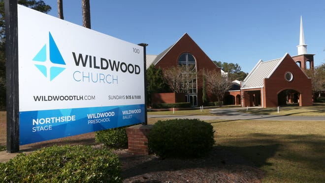 Wildwood Presbyterian Church on Ox Bottom Road is proposing new development including a community center, amenities and a new road.