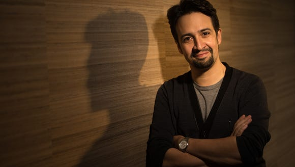 Before Lin-Manuel Miranda was famour for his 'Hamilton'