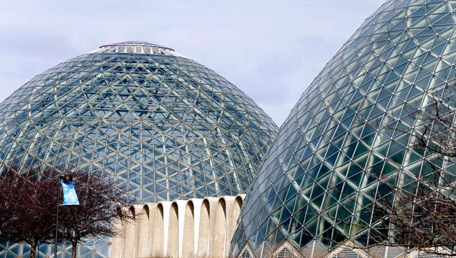 The domes at the Mitchell Park Horticultural Conservatory are in disrepair and in need of up to $30 million in maintenance to stay open.
