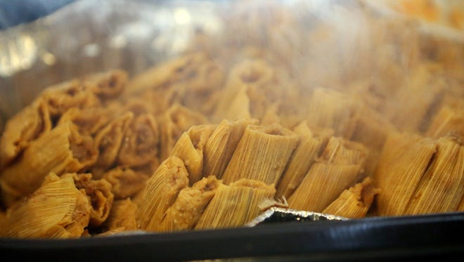 Now that turkeys are out of the way, its time to stuff one of  South Texas' favorite holiday meals — tamales.  The Corpus Christi Parks and Recreation Department's Cultural Services will host cooking demonstrations for tamales at 10:30 a.m. and 1:30 p.m. Dec. 3. The classes at the Galvan House in Heritage Park will include demonstrations with Sandra Vasquez, the inventor of the Mas Tamales Masa Spreader; recipes and food samples. Reservations are required for the limited seating classes.  For information, call 361-836-3417, 361-826-3411.