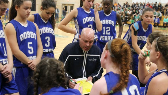 Irvington defeated Dobbs Ferry in first round action