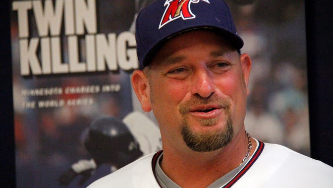 Jeff Smith of Naples was introduced as the new manager for the Fort Myers Miracle during a press conference at CenturyLink Sports Complex on Monday, Jan. 19, 2015.