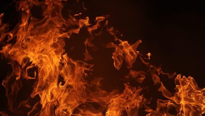 FILE -- fire