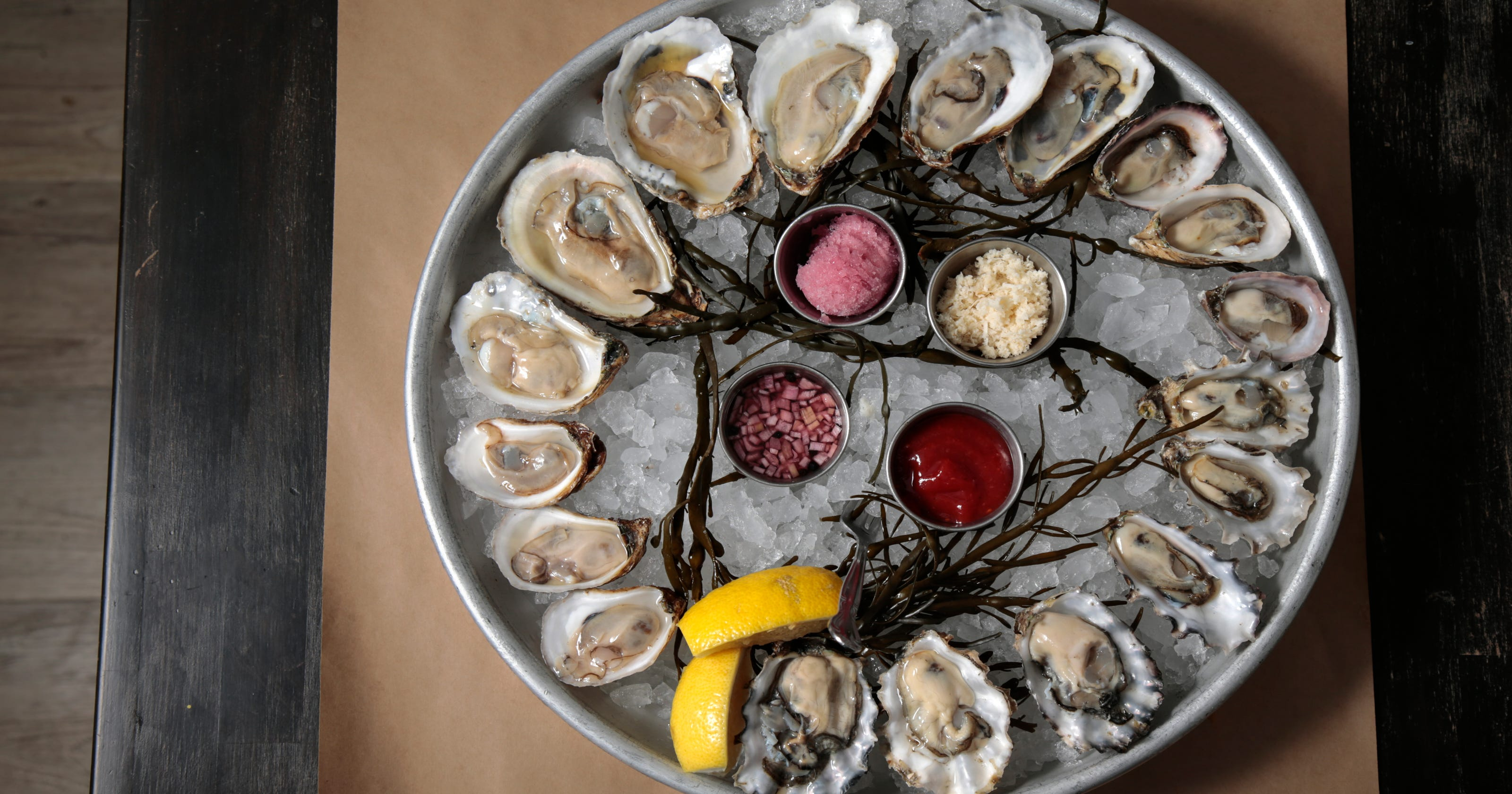 Oysters And Where To Eat Them In Cincinnati