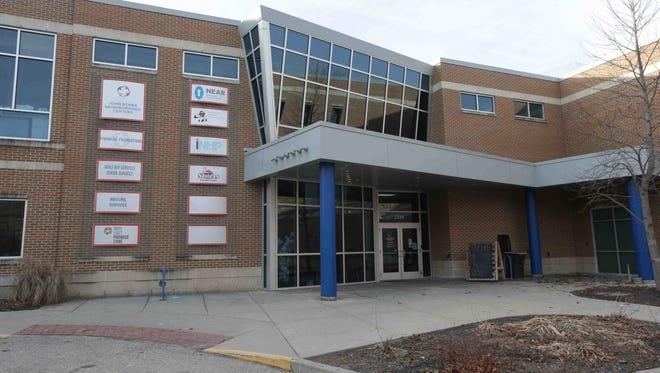 John Boner Neighborhood Center, 2236 East 10th St., in Indianapolis, Jan. 13, 2017.