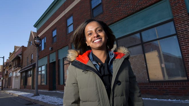 Ariam Kesete, 28, is buying a vacant building in the 3800 block of W. North Ave., and will redevelop it into seven apartments and street-level commercial space.