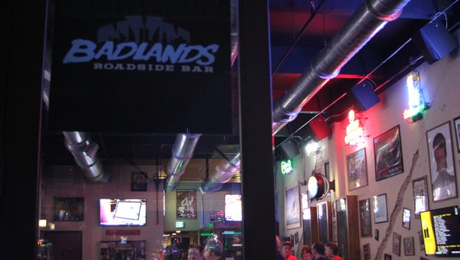 Badlands Roadside Bar is a new downtown bar owned by Nick Zangari, better known as New York Nick.