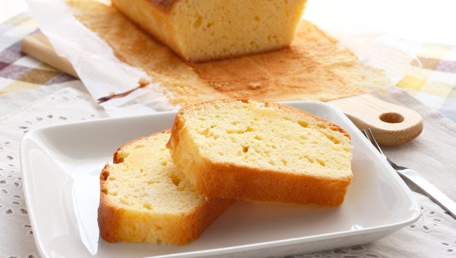 Readers say the best pound cake can be found at Stock's Bakery in Philadelphia.