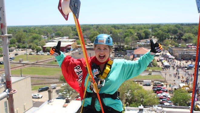 Extra Table will host Over the Edge April 1.