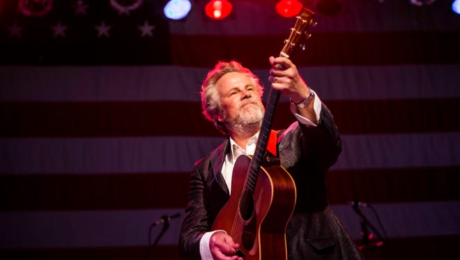 Robert Earl Keen performs Saturday, Feb. 17, 2017, at Brewster Street Ice House.