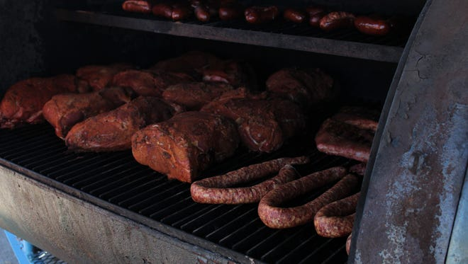 People who crave barbeque, but don't want to labor over a grill for hours are in luck on Labor Day.
