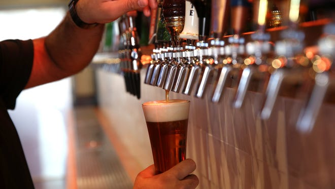 Growler USA, on Tennessee street in University Square, had its grand opening on Tuesday, Feb. 14, 2017. The bar features 100 taps of American-made craft beer, mead, cider, soda and coffee. The Tallahassee location is the first of the franchise to open in the state of Florida, with 15 other locations currently open nationwide.