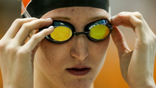 Tennessee freshman Meghan Small arrived at UT as one of the most accomplished swimmers in program history.