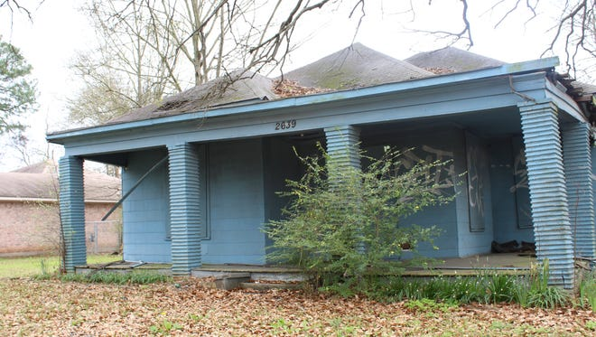 An adjudicated property the City of Shreveport has listed online through a new partnership with CivicSource.
