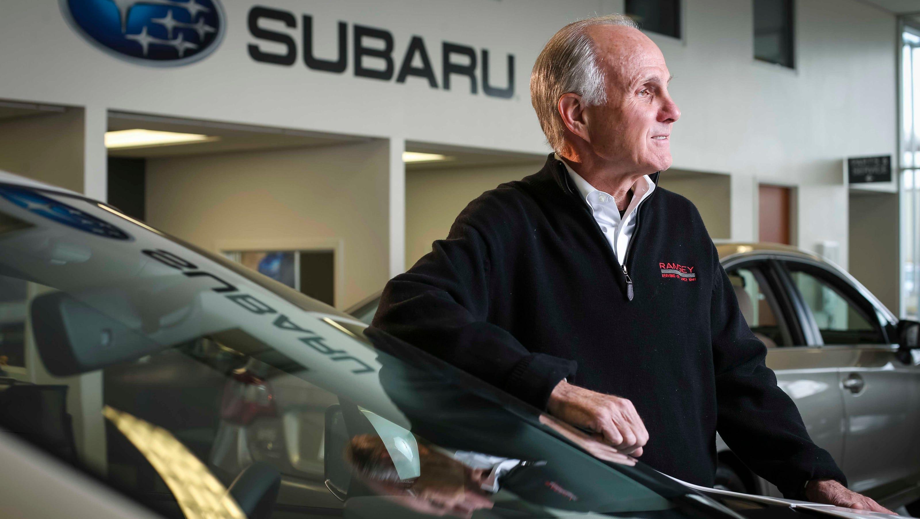 Chevy Subaru help push Des Moines area auto sales to record levels