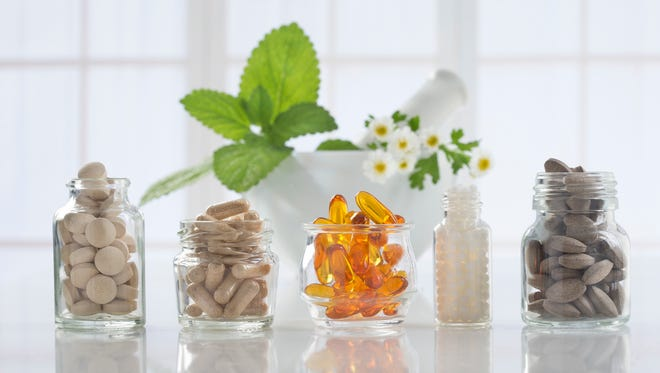 Check with your health care provider before taking dietary supplements.