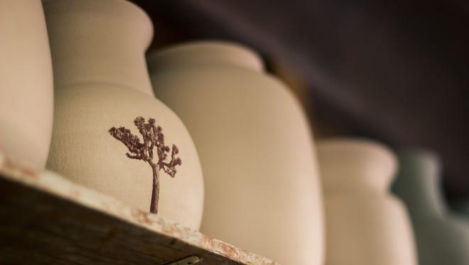 MazAmar Art Pottery.