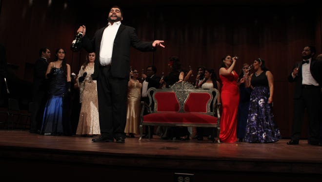 "Opera UTEP's spring production, ""Fledermaus & Friends,"" will take the Fox Fine Arts Center Recital Hall stage at 7:30 p.m. April 8 and 2:30 p.m. April 9."