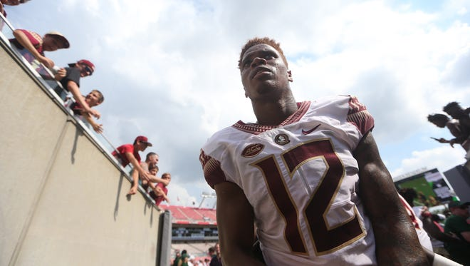 FSU starting quarterback Deondre Francois is slated to take the field for the fans at the annual spring game this Saturday.